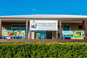 Unique Health and Wellness