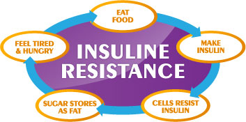 Lose Weight Fast without exercise - Get Your Insulin Right!