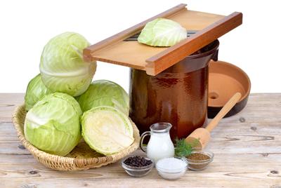 How Is Sauerkraut Made